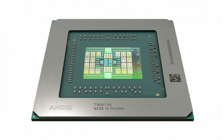 AMD Announces the 7nm Radeon Pro 5000M Series Mobile GPUs