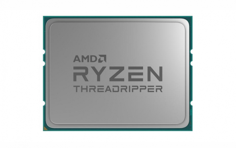 AMD Threadripper 3000 Models to be Announced on 5th November