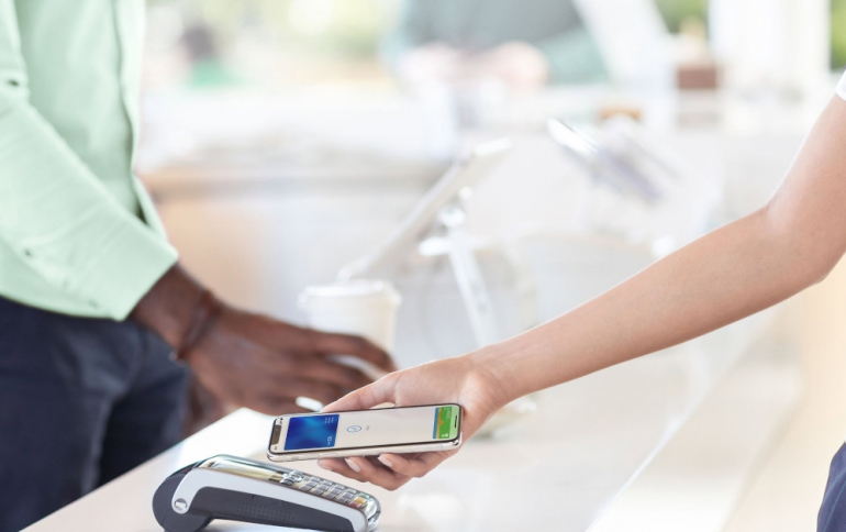 Apple Pay Dominates the Mobile Payment Transaction Volume
