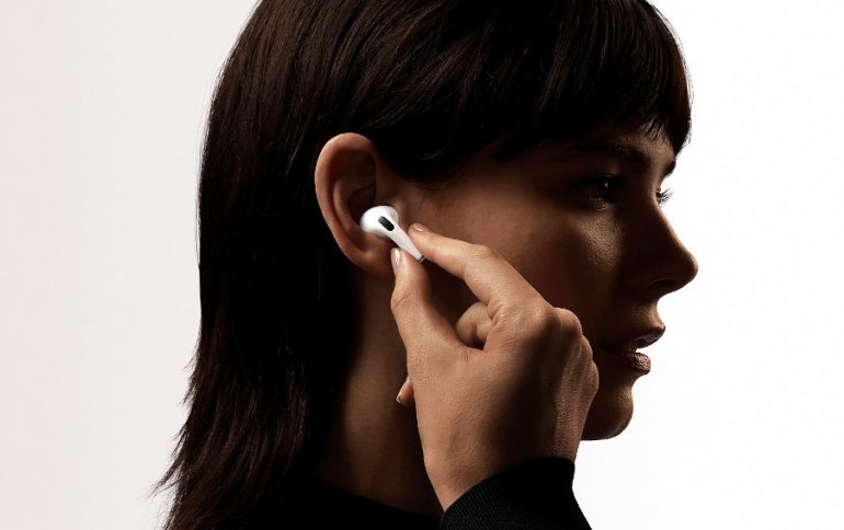 New AirPods Pro Available October 30 For  $249