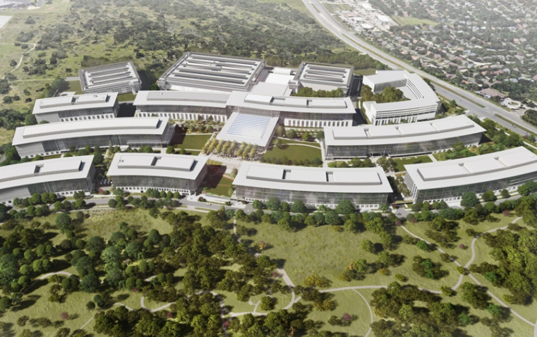 Apple Breaks Ground on New Campus in Austin