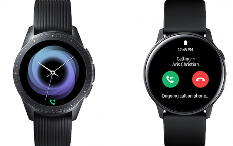 New Galaxy Watch and Watch Active UX Offers Users Features Found on Galaxy Watch Active2