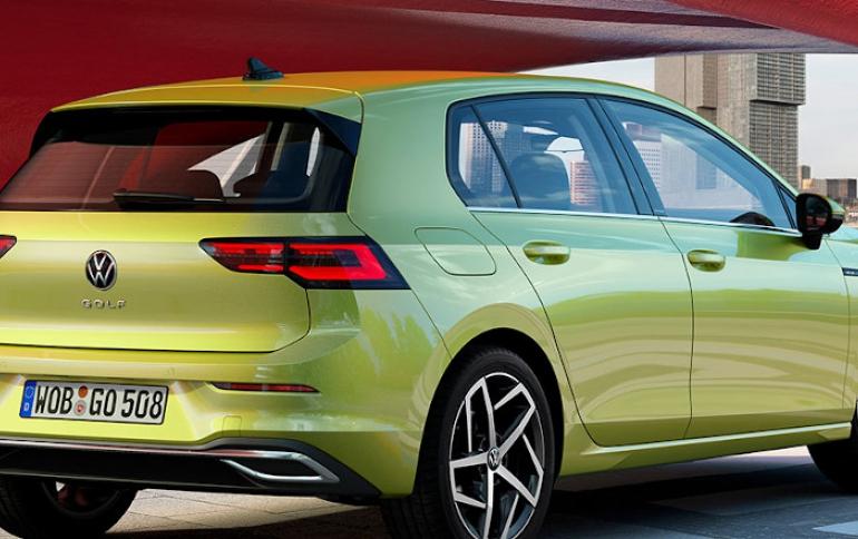 Volkswagen Unveils the New Golf
