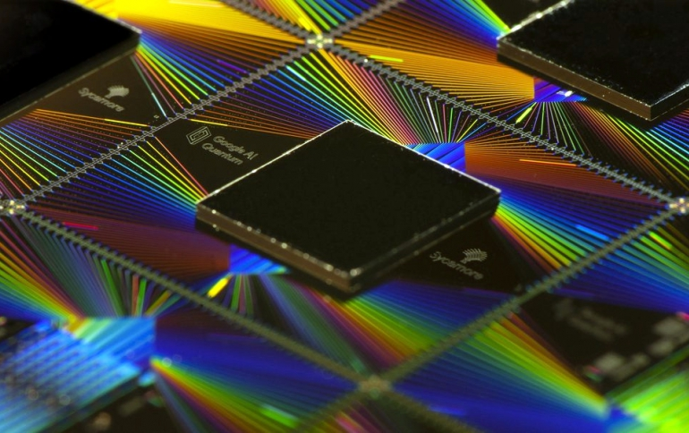 Despite IBM's Arguements, Google Officially Touts Quantum Computing Supremacy