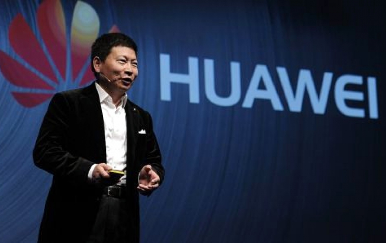 Huawei to Use Its Own OS if U.S. Cut Off Ties With Android