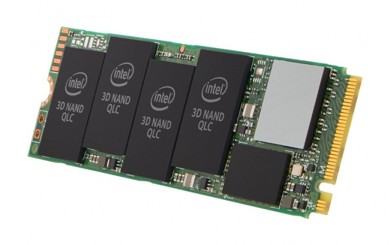 Intel SSD 665p QLC SSD Released