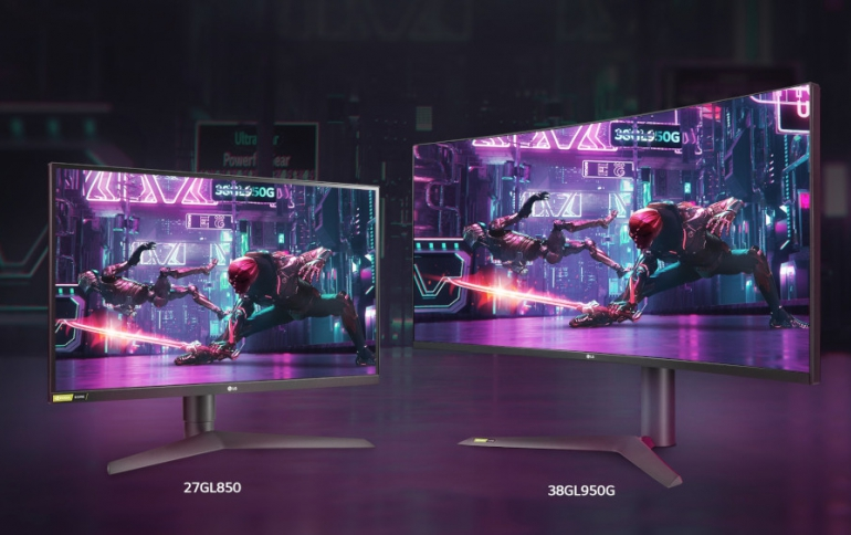 LG Introduces 1ms UltraGear IPS Gaming Mionitors at IFA 2019