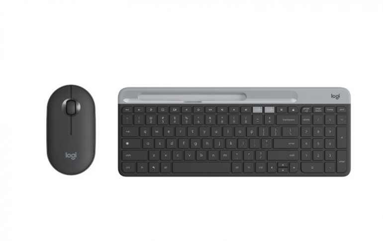 Logitech Introduces New Keyboard and Mouse Made for Google