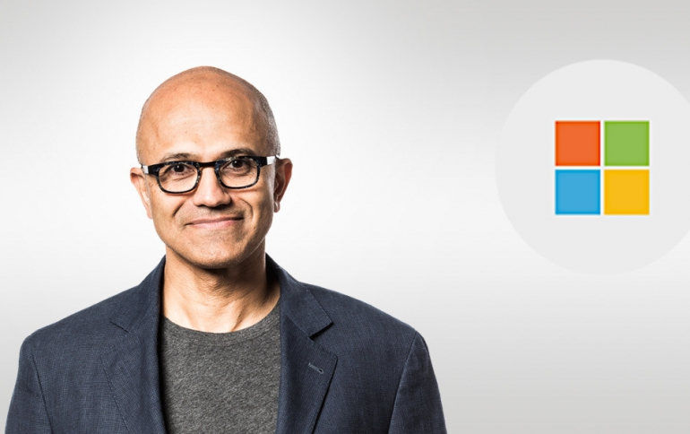 Once Again, Cloud Business Help Microsoft's Revenue and Earnings High