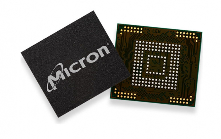 Micron Technology Gives Low Profit Forecast