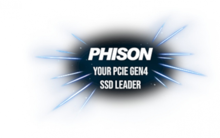 Phison Showcased PCIe Gen4 Storage Portfolio at Flash Memory Summit