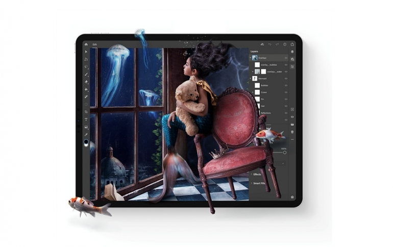 Adobe MAX 2019: Photoshop on iPad, Fresco on Windows, Adobe Aero, Adobe Illustrator on iPad and Photoshop Camera Previews