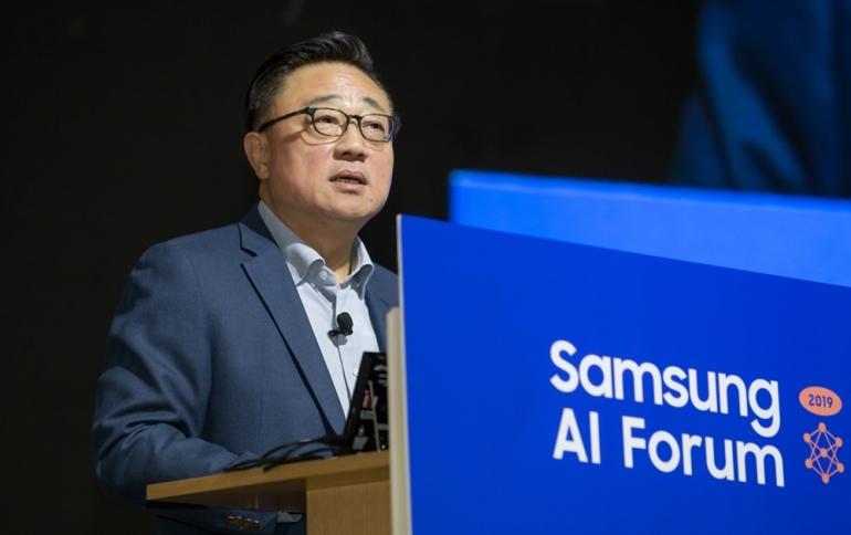 Experts Discuss AI at Samsung AI Forum 2019
