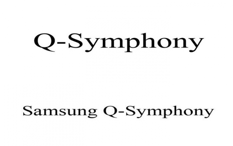 "Samsung to Introduce the ""Symphony"" TV Concept at CES 2020"