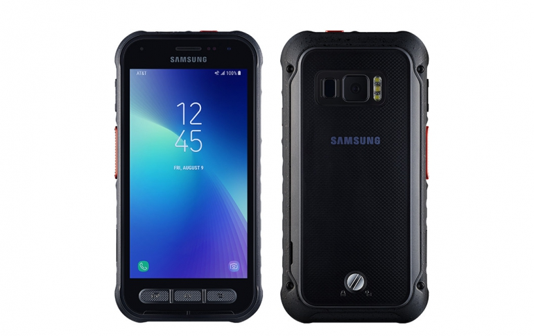 Samsung Introduces the Galaxy XCover FieldPro Rugged Smartphone