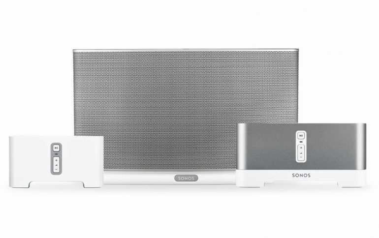 Sonos Offers a 30 Percent Discount for Recycling Old Speakers