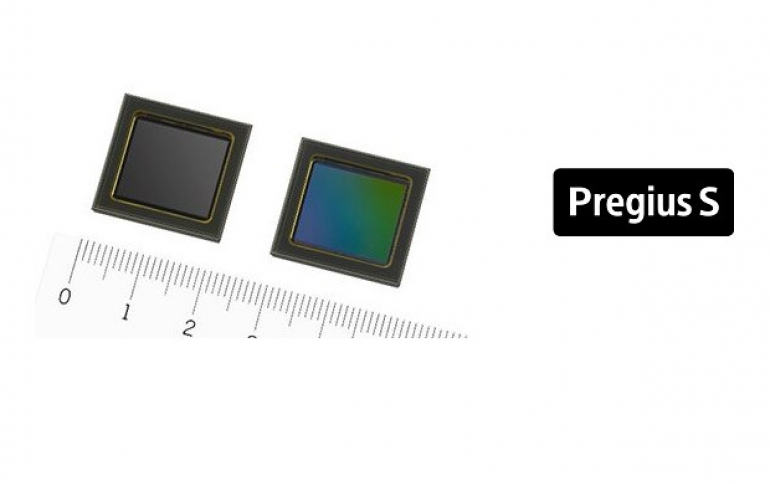 Sony to Release Six New Stacked CMOS Image Sensors with Global Shutter Function and Back-Illuminated Pixel Structure