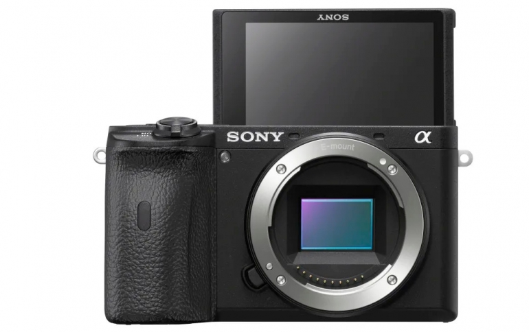 Sony Releases the  Sony a6600 and a6100 APS-C Format Digital Interchangeable Lens Mirrorless Cameras and APS-C Lenses