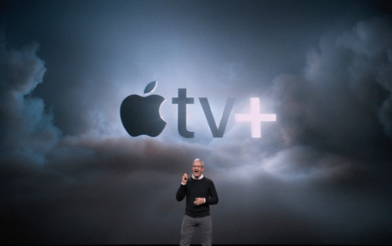 Apple to Launch Apple TV+ in November