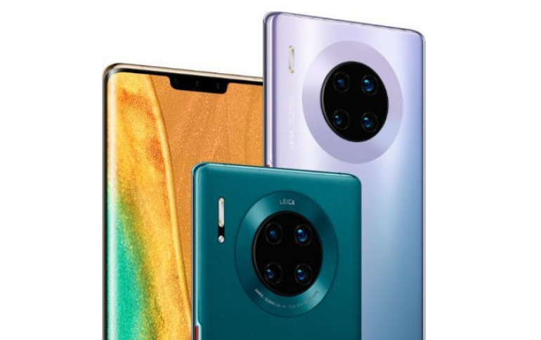 Huawei's Mate 30 Smartphone Seems to Include no American Chips