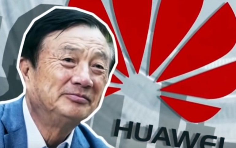 "Huawei Founder Switches Company to ""Battle Mode"""