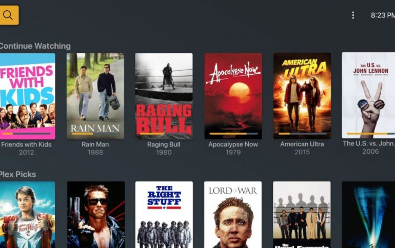 Plex Launches Free, Ad-Supported Movie Streaming Service