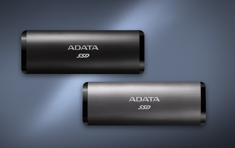 ADATA Launches the SE760 External Solid State Drive
