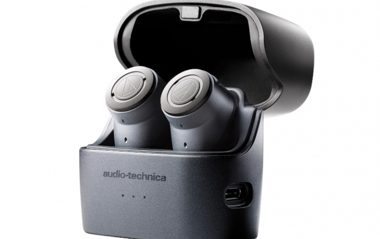 Audio-Technica Is Shipping Its QuietPoint ATH-ANC300TW Truly Wireless Noise-Cancelling In-Ear Headphones