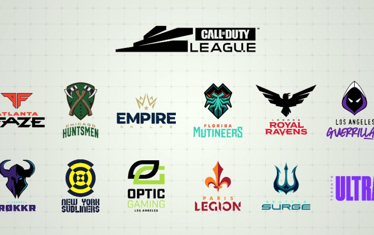 Activision Launches Call of Duty League Weekend