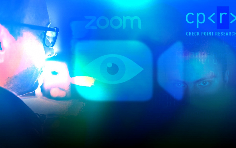 Check Point Research Found Vulnerabilities in Zoom Video Communications