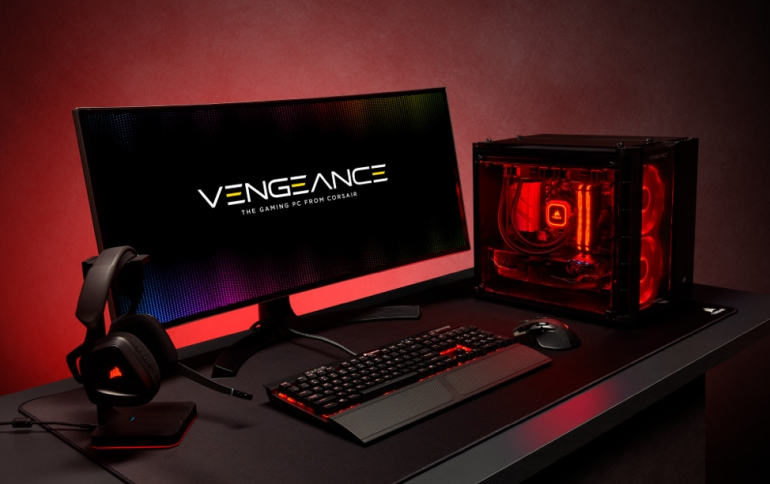 CORSAIR Launches New AMD-Powered VENGEANCE 6100 Series Gaming PCs