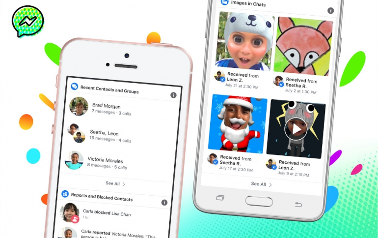 Facebook Gives Parents Even More Control in Messenger Kids
