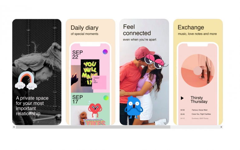 Facebook Launches the 'Tuned' Messaging App For Couples