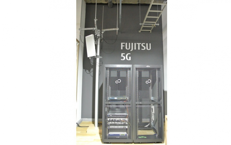 Fujitsu Launches Japan's First Commercial Private 5G Network
