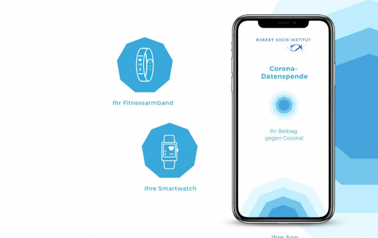 Germany Launches Official Smartwatch App to Monitor Coronavirus