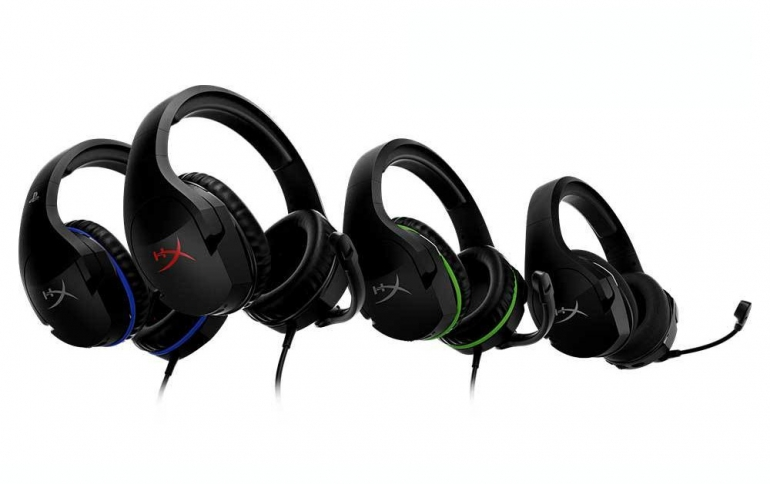 HyperX Cloud Stinger Core Gaming Headsets Lineup Now Feature 7.1 Virtual Surround Sound
