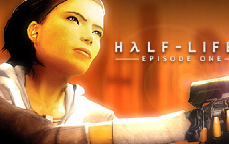 Steam Offers All Half-Life Series For Free