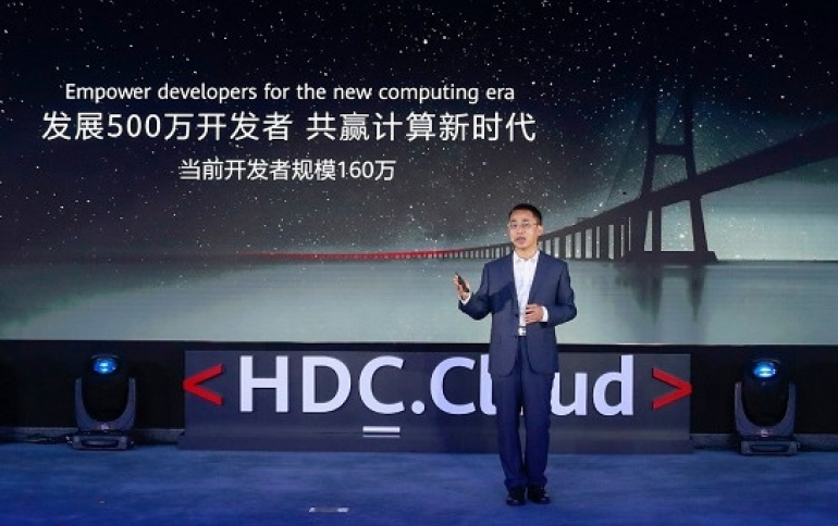 Huawei to Develop Cloud Game Platform With Tencent, Outlines Kunpeng Cloud Plan