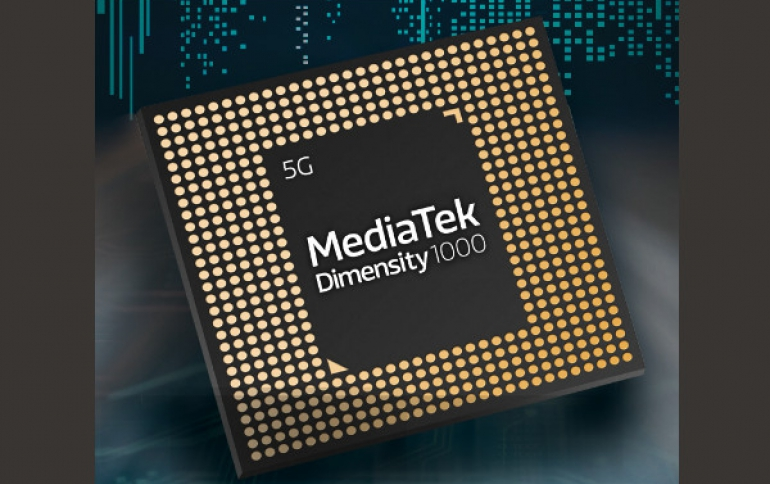 MediaTek's Smartphone SoC to Support AV1 Video Codec Technology