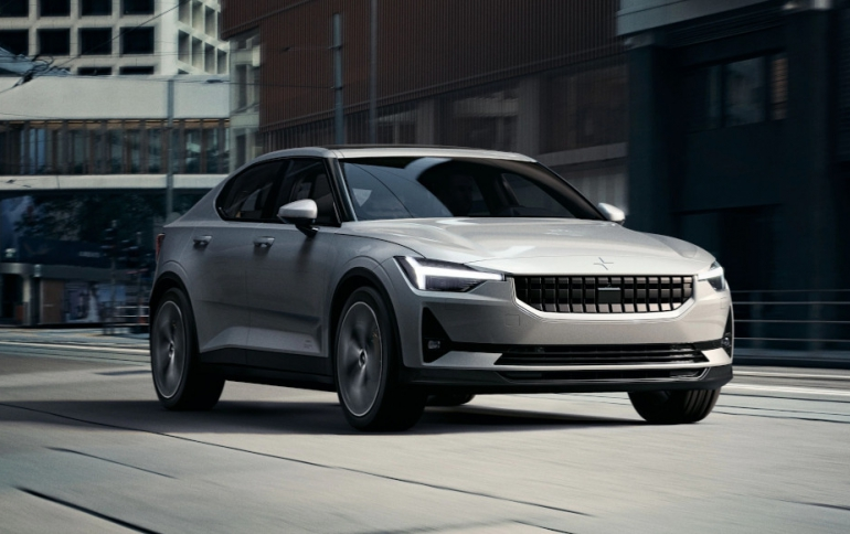 Polestar 2 Electric Car Will Launch in the U.S. Starting from $60,000