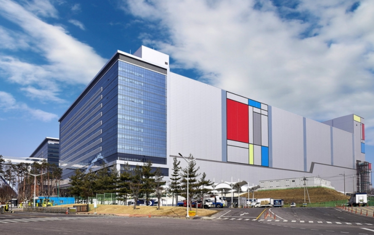 Samsung Expands its Foundry Capacity with A New 5nm Chip Production Line in Pyeongtaek, Korea