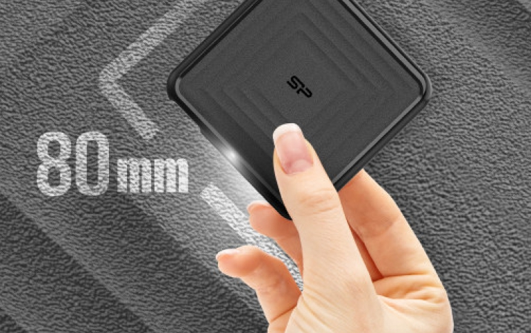 Silicon Power Launches The PC60 Portable USB-C SSD