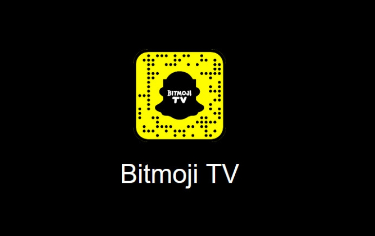 Snapchat's Bitmoji TV Goes Live