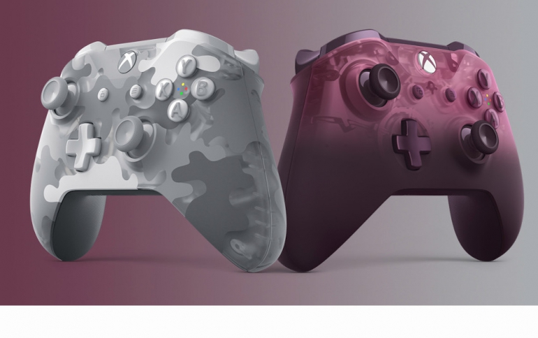 Microsoft Releases New Special Edition Xbox Wireless Controllers