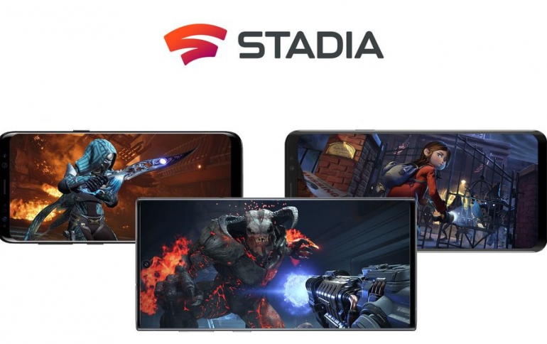 Stadia Coming to New Phones