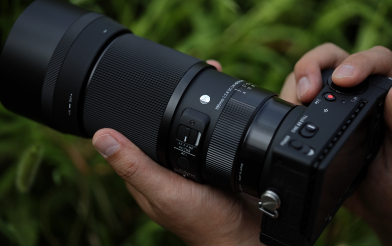 Sigma announces 105mm F2.8 DG DN DN Macro Art