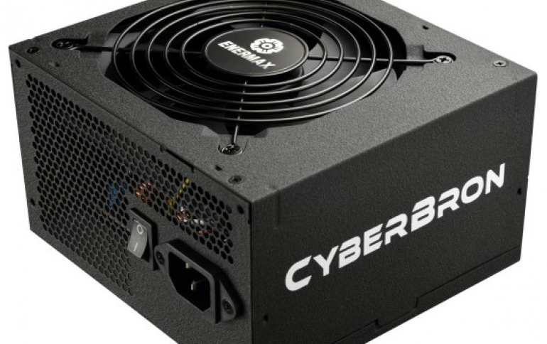 ENERMAX launches a new 80 PLUS Bronze certificated PSU-CYBERBRON