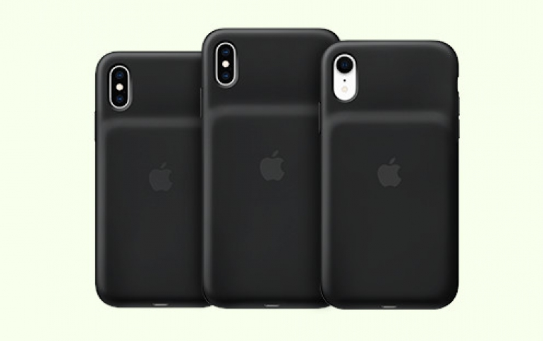 Apple Replaces Smart Battery Case For iPhone XS, XS Max, and XR