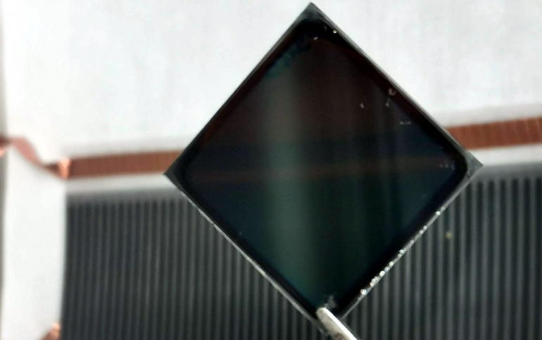 Researchers: Thin-film Solar Cells Generate as Much Energy as Traditional Solar Cells