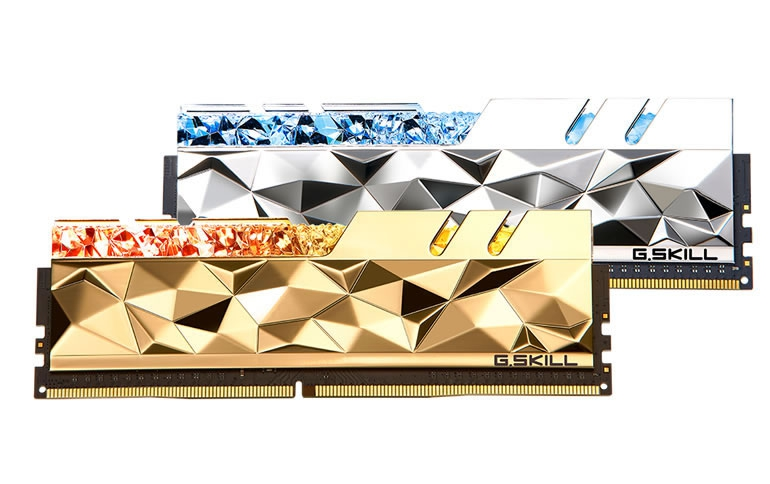 G.SKILL Trident Z Royal Elite Releases with High Performance CL14 Low-Latency Kits Up To DDR4-4000 32GB (16GBx2)